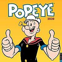 Popeye 2020 Wall Calendar