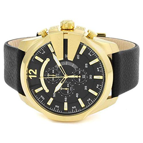 f71bf88bf2 DIESEL(ディーゼル) 腕時計 ストロングホールド メンズ クオーツ クロノ DZ4344 [並行輸入品]