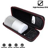 ために Bose SoundLink Revolve Bluetooth speaker ポータブルワイヤレススピーカー ラ ハードケーストラベルバッグ(耐衝撃性)-VIVENS - Best Reviews Guide