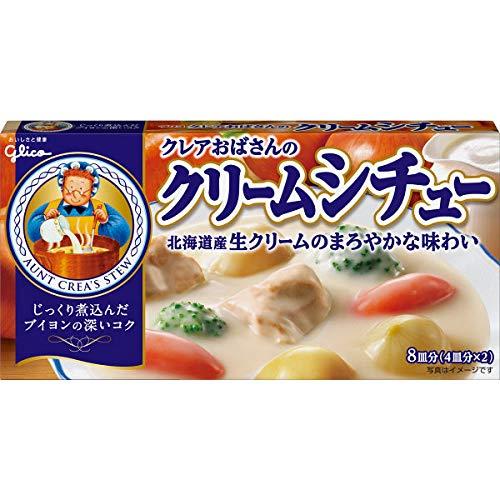 江崎グリコ クレアおばさんのクリームシチュー <150g×60個>
