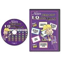 Nasco SB49988 InQuizaQuest Interactive Game Show Style CD-ROM Human Body [並行輸入品]