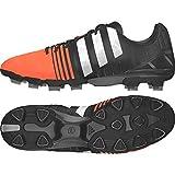 adidas(アディダス) メンズ ナイトロチャージ1.0-ジャパン HG ハードグラウンド用 サッカー スパイクシューズ コアブラック B44350 (24.5)