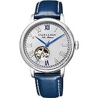[シチズン]CITIZEN 機械式腕時計 CLUB LA MER クラブ・ラ・メール オープンハート Sailing Tradition 限定モデル BJ7-018-60 メンズ