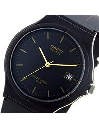 カシオ スタンダード クオーツ ユニセックス 腕時計 MW-59-1EV ブラック [並行輸入品]