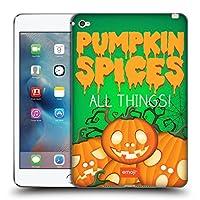 オフィシャル emoji® パンプキン・スパイス ハロウィーン・パロディーズ iPad mini 4 専用ソフトジェルケース