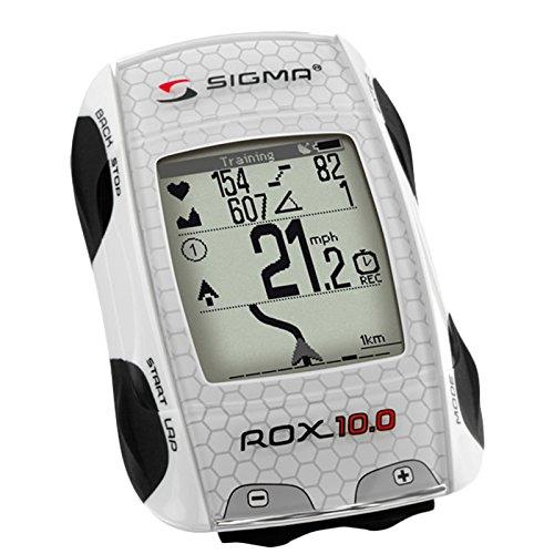SIGMA(シグマ) ROX 10.0 GPS WHITE BASIC(本体のみ)【並行輸入】 (9, 200 グラム)