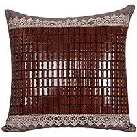 WENJUN 夏のクールな麻雀ブロックソファクッション枕キャンディー枕サマーカーオフィスバックレスト ( サイズ さいず : 58X58cm )