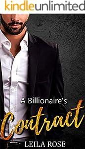 A Billionaire's Contract: A Standalone BBW Billionaire Romance (English Edition)