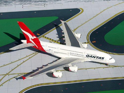 1: 400 ジェミニジェット Qantas エアバス 380-800 (並行輸入)