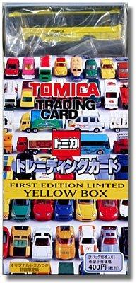 トミカ トレーディングカード イエローボックス