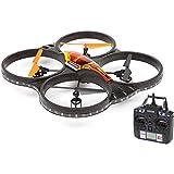 Horizonクアッドコプター2.4GHz送信機リモートコントロールブラックSpy Drone
