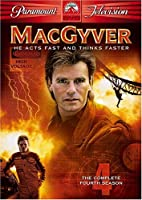 Macgyver: Complete Fourth Season [DVD]