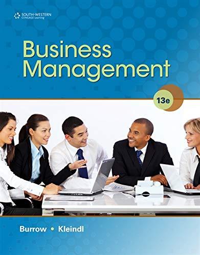 Download Business Management 1111571724