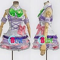 ●●サイズ選択可●●L0906LKL コスプレ衣装 ラブライブ! サンシャイン!! アクア Aqours 松浦果南 まつうらかなん 女性Mサイズ