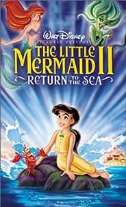 Little Mermaid 2: Return to the Sea [VHS] [Import]