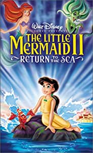 Little Mermaid 2: Return to the Sea [VHS]
