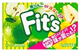 ロッテ Fit's(青りんごor洋なし) 12枚 ×10個