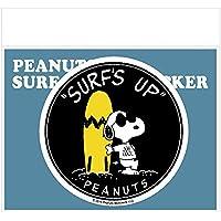 ピーナッツ(Peanuts) サーフステッカー (SNP-0051) Z-180SNP-0051