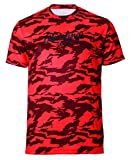 ローリングス(Rawlings) コンバットツートンTシャツ AST9F04 レッドオレンジ 2XO