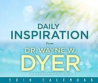 Daily Inspiration from Wayne Dyer 2019 Calendar