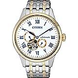 [シチズン]腕時計 海外モデル メカニカル スモールセコンド オープンハート NP1026-86A メンズ