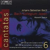 Bach: Cantatas, Vol. 6 (2000-08-05)