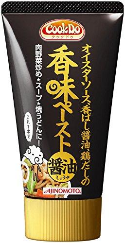 味の素 Cook Do 香味ペースト醤油 120g×3本