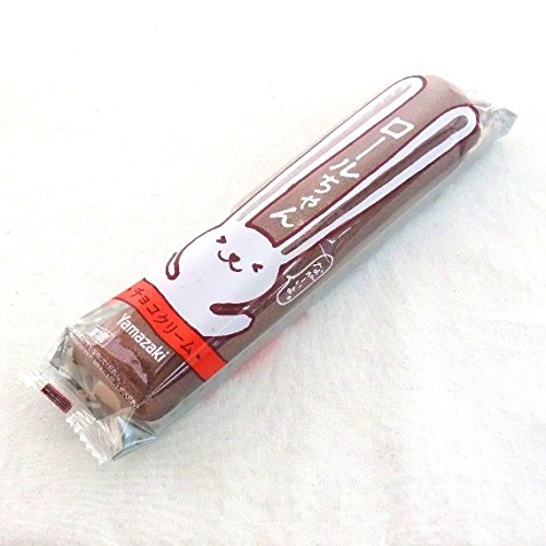ヤマザキ ロールちゃん チョコクリーム×12個 クール商品