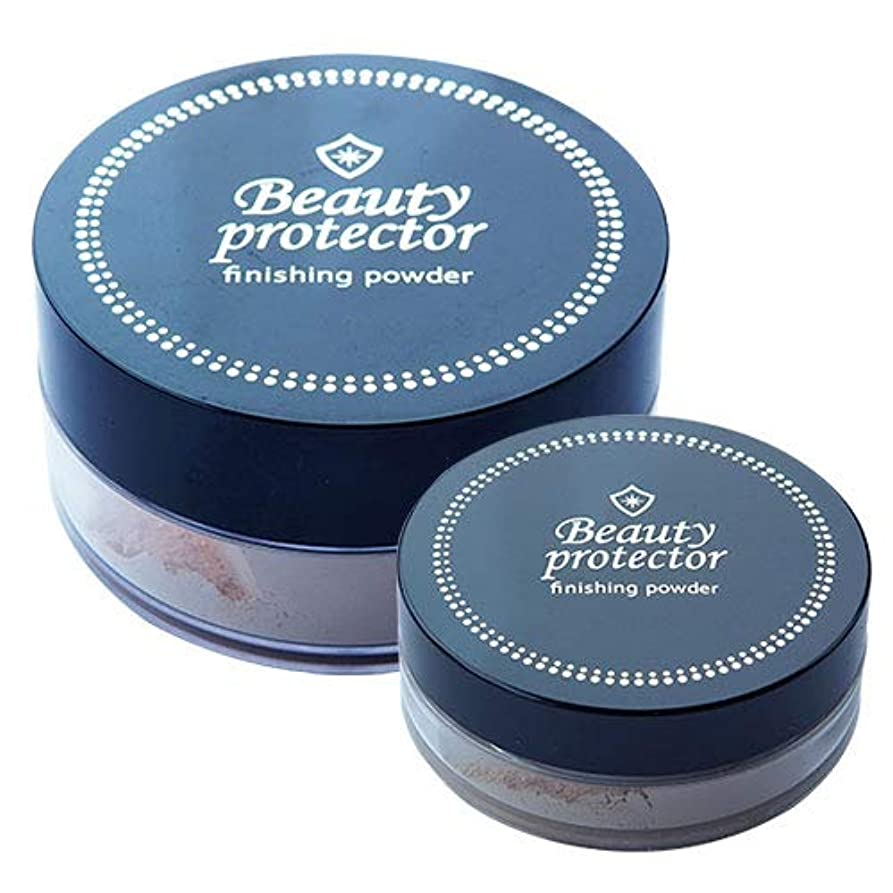 爆発拮抗紳士Beauty protector finishing powder 2点セット