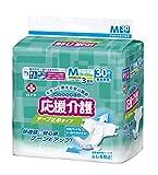白十字 応援介護テープ止めタイプ Mサイズ 男女共用 30枚【ADL区分:寝て過ごす事が多い方】