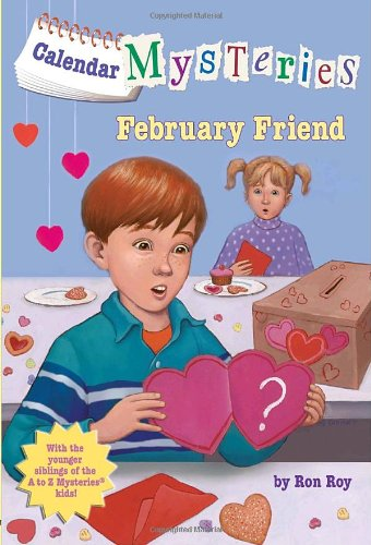 Calendar Mysteries #2: February Friendの詳細を見る
