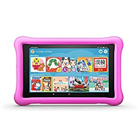Fire HD 8 キッズモデル ピンク (8 インチ HD  ディスプレイ) 32GB