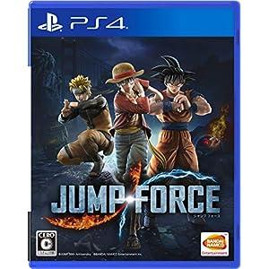 【PS4】JUMP FORCE【早期購入特典】ロビーで乗れるフリーザ様の小型ポッド、アバタースーツ【トップス】3種が手に入る特典コード (封入)
