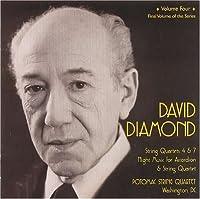 David Diamond Vol. 4