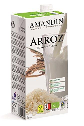 スマイル アマンディン ライスミルク 1L×6個