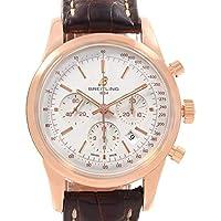 Breitling Transocean 自動巻きメンズ腕時計 RB0152 (認定中古品)