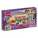 レゴ (LEGO) フレンズ 遊園地 ホットドッグカー 41129