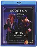 SOOHYUN X'mas DINNER SHOW 2017 & HOON PREMIUM SOLO LIVE ~1st Anniversary~(Blu-ray Disc2枚組)(スマプラ対応)