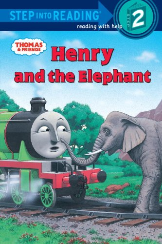 Thomas and Friends: Henry and the Elephant (Thomas & Friends) (Step into Reading)の詳細を見る