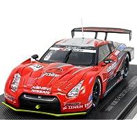 エブロ 1/43 ザナヴィ ニスモ GT-R 2008 #23 チャンピオン 完成品