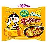 Cheese ブルダック炒め麺 ×10袋 チーズブルダック炒め麺