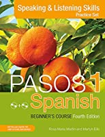 Pasos 1 (Fourth Edition): Spanish Beginner's Course: Speaking and Listening Skills Practice Set