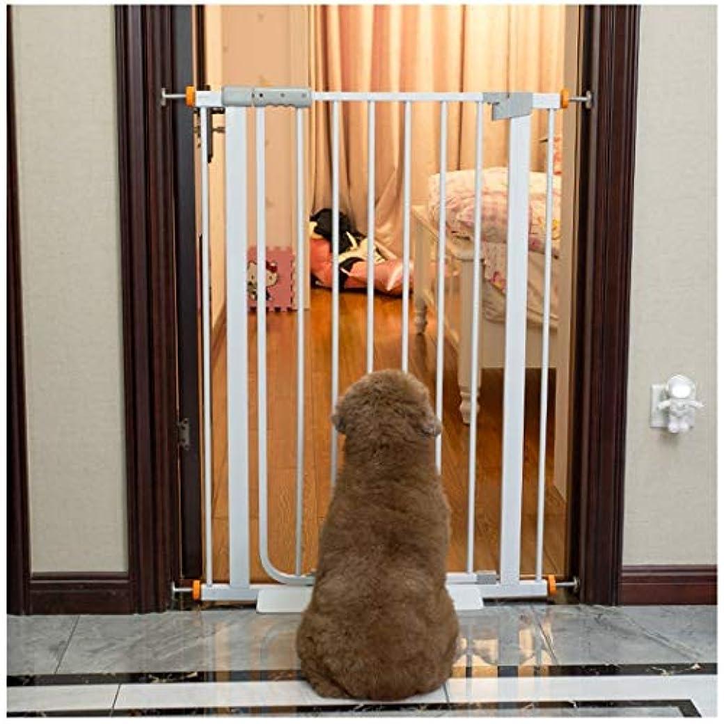 米国重々しい矢フェンス 赤ちゃんの安全ゲート階段手すりペット暖炉フェンス無料パンチフェンス保護手すりペット犬隔離ゲートパンチフリーインストール As-01 (Color : High78cm width, Size : 125-132cm)