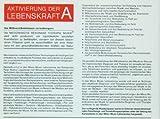 Lebensmut. Aktivierung der Lebenskraft A. RRR 921 CD. Musik nach den Gesetzen der Natur