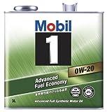 Mobil エンジンオイル モービル1 0W-20 SN/GF5 3L [HTRC3]