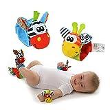 Better Baby 赤ちゃん 動物の布製ベル