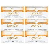 6箱セット 液状サプリメント ビタミンC1000mg 30包 LypriCel, Liposomal Vitamin C, 30 Packets, 0.2 fl oz (5.7 ml) Each - set of 6 [並行輸入品]