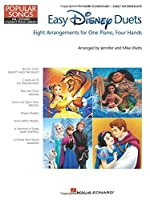 Easy Disney Duets: Late Elementary/Early Intermediate Level (Hal Leonard Student Library: Popular Songs)