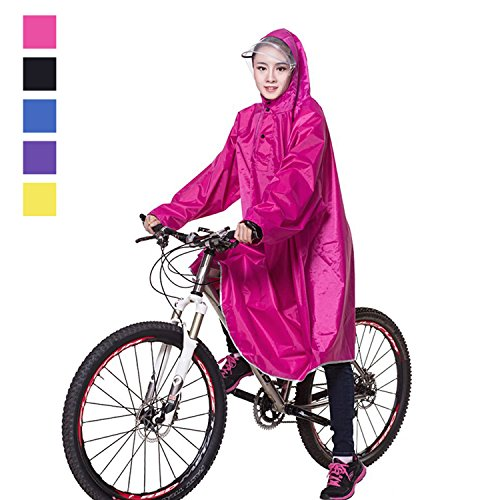 Aosovs レインコート 自転車 バイク レインポンチョ ...
