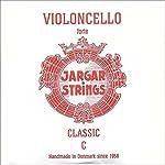 Jargar 4/4 Cello C String Thick(Forte) Chromesteel 【TEA】 [並行輸入品]